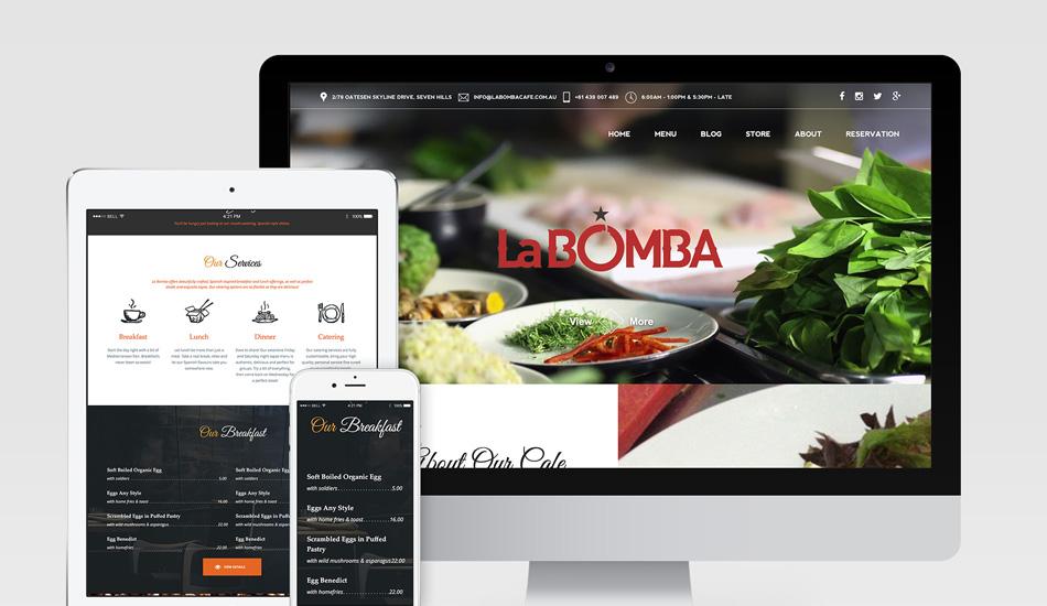 La Bomba Cafe